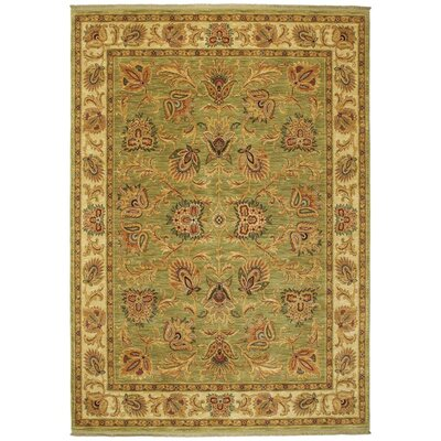 Jack Nicklaus Rugs Emeralda Light Green Rug