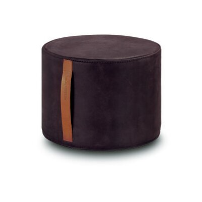 Oman Cylindrical Pouf Ottoman
