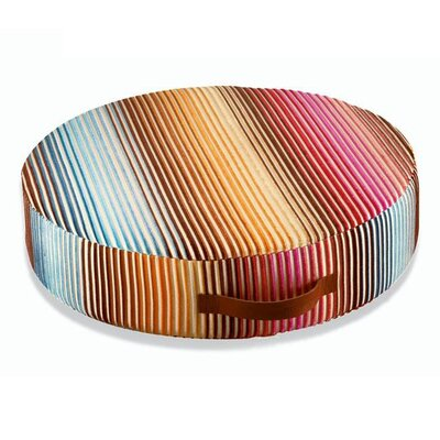 Missoni Home Jacaranda Round Floor Cushion 27.5&quot;