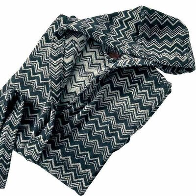 Missoni Home Keith Hooded Bathrobe