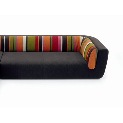 Missoni Home Inntil Modular System Three Seat Element