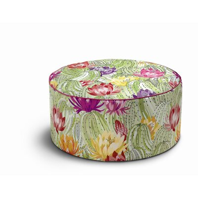 Missoni Home Echinopsis Jacquard  Pouf Ottoman