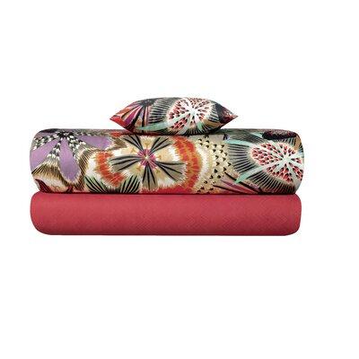 Missoni Home Olga Cotton Satin Pillowcase