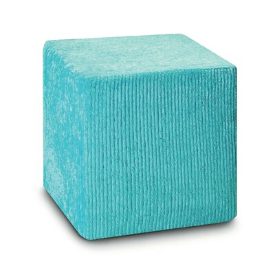 Margherita Pointillee Ovens Pouf Cube Ottoman