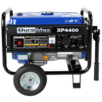 4,400 Watt Gasoline Generator - XP4400