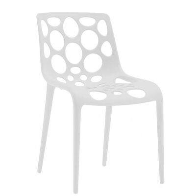 Calligaris Hero Stacking Dining Side Chair