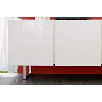 Calligaris Seattle 3 Compartment Cabinet