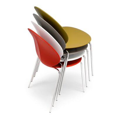 Calligaris Basil Stackable Side Chair