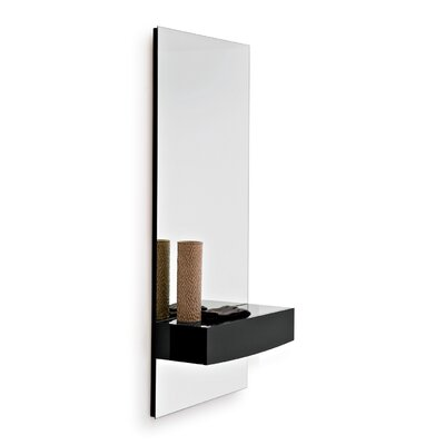 Calligaris Morgan Mirror with Shelf