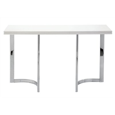 Calligaris Fixed and Extendable Console Table