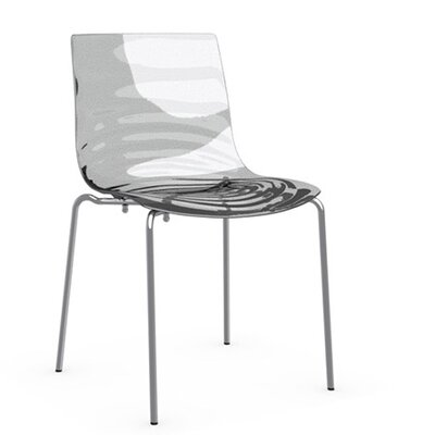 Calligaris L'Eau 4 Leg Base Chair