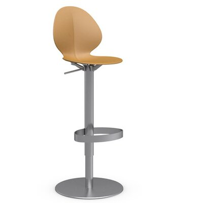 Calligaris Basil Height Adjustable Pedestal Stool