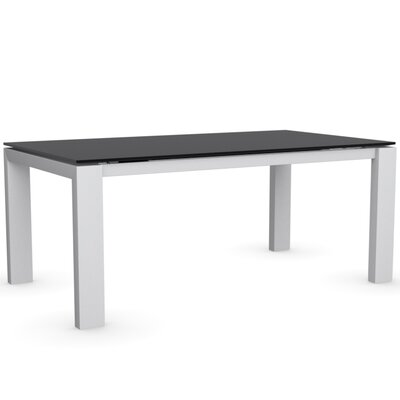 Sigma Glass Extendable Table