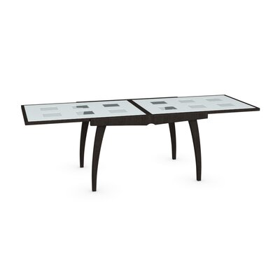 Calligaris Enterprise Glass Extending Table