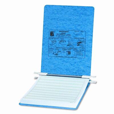 Acco Brands, Inc. Pressboard Hanging Data Binder, 8-1/2 X 11 Unburst Sheets