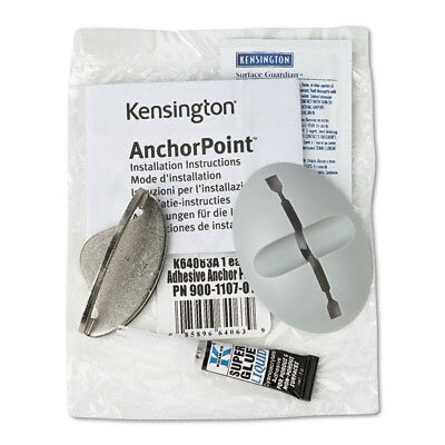 Acco Brands, Inc. Kensington Desk Mount Cable Anchor