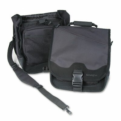 Acco Brands, Inc. Kensington Saddlebag Laptop Carrying Case