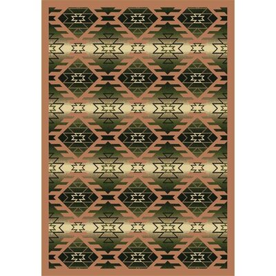 Joy Carpets Whimsy Canyon Ridge Cactus Kids Rug
