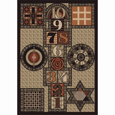 Joy Carpets Just for Kids Joy Games Kids Rug