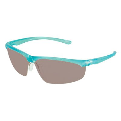Aearo Technologies 202 Safety Glasses With Teal Frame And Gray Anti-Fog Lens