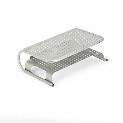 "Allsop Metal Desktop Printer/Monitor Stand, 18 1/2"" X 12"" X 5 3/4"""