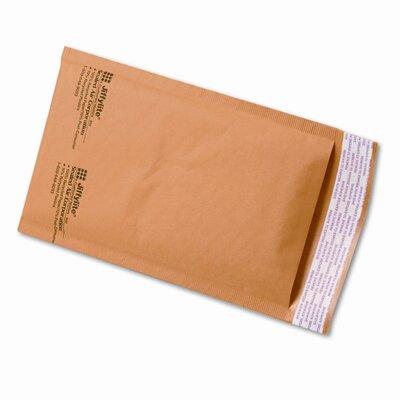 Sealed Air Corporation Jiffylite Self-Seal Mailer, Side Seam, #00, 5 X 10, 250/Carton