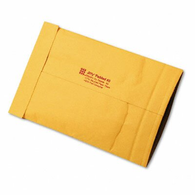 Sealed Air Corporation Jiffy Padded Mailer, Side Seam, #0, 250/Carton