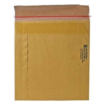 "Sealed Air Corporation Jiffy Rigi Mailers, Fiberboard, Size 2, 8-1/2""x10-1/2"",Kraft"