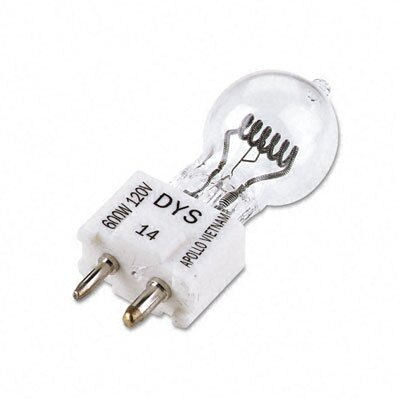 Apollo c/o Acco World Replacement Bulb for Buhl/Bell&Howell/Eiki/Da-Lite/3M Projectors, 120 Volt