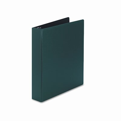"Avery Consumer Products Durable Ez-Turn Ring Reference Binder, 11 X 8-1/2, 1-1/2"" Capacity"