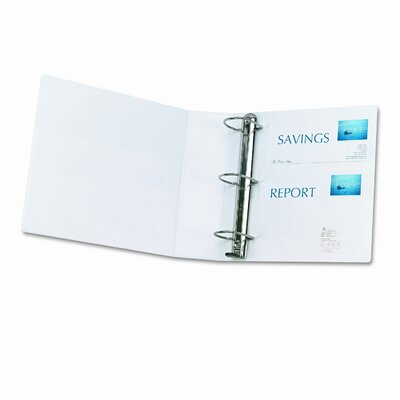 Avery Consumer Products Nonstick Heavy-Duty EZD Reference View Binder, 3in Capacity