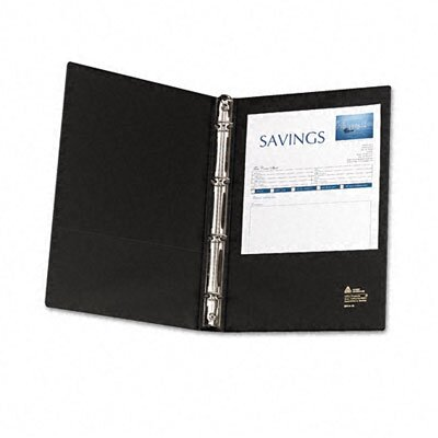 "Avery Consumer Products Heavy-Duty Binder with 4 Round Rings, 1"" Capacity"