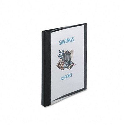 Avery Consumer Products See-Thru Presentation Binders, 1/2in Capacity
