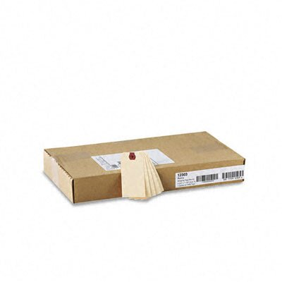 Avery Consumer Products Paper Shipping Tags, 3 3/4 X 1 7/8 (1,000/Box)