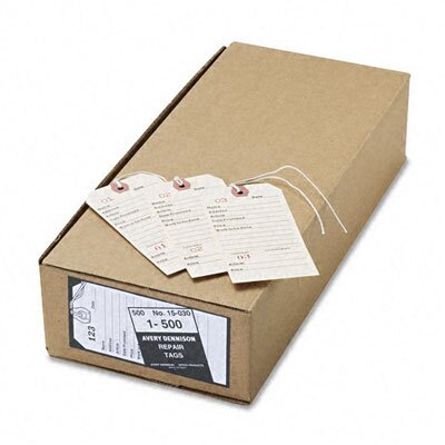 Avery Consumer Products Repair Tags (500/Box)