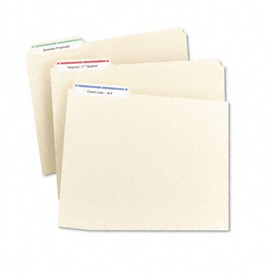 Avery Consumer Products Permanent Adhesive Laser/Inkjet File Folder Labels, 750/Pack