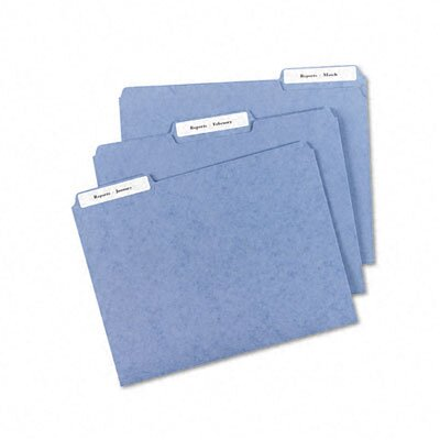 Avery Consumer Products Permanent Self-Adhesive Laser/Inkjet File Folder Labels, 1500/Box