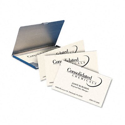 Avery Consumer Products Laser Business Cards, 250/Pack