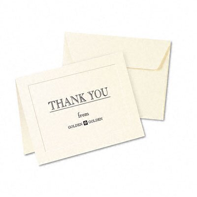Avery Consumer Products Printable Embossed Card with Envelopes (60/Box)