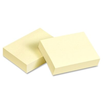 Avery Consumer Products Sticky Notes Recycled Pad (Pack of 12)