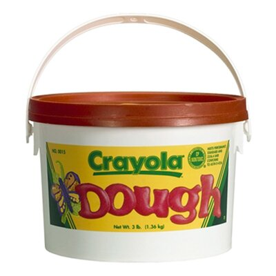 Crayola LLC Modeling Dough 3lb Bucket Green