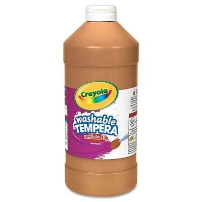 Crayola LLC Artista Ii Washable Tempera Paint, 32 Oz
