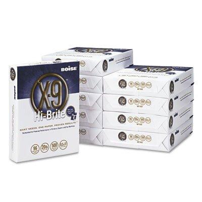 Boise® 96 Brightness X-9 Hi-Brite Paper (5000/Carton)
