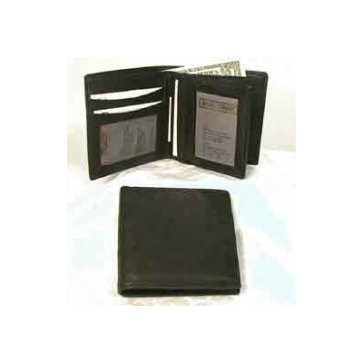 Bond Street, LTD. Super Hipster Wallet with Wing