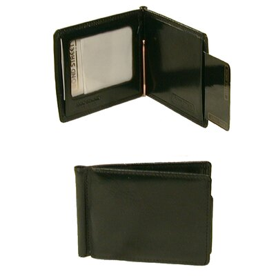 Bond Street, LTD. Clip Fold Money Bill Clip Wallet
