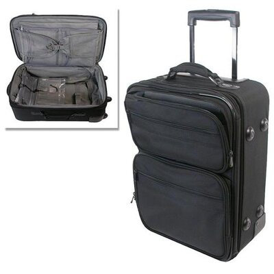 "Bond Street, LTD. Travel Rite Flight Companion II Overnight 21.5"" Carry On Case"