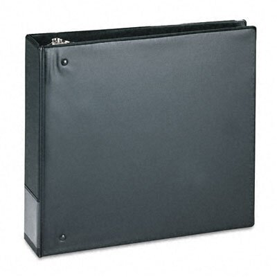 C-Line Products, Inc. Cd/Dvd Refillable D-Ring Binder Kit with Holds 80 Disks
