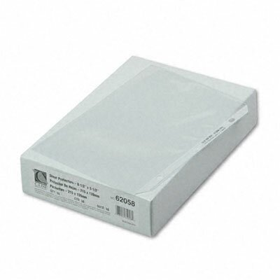 C-Line Products, Inc. Mini Heavyweight Polypropylene Sheet Protector (50/Box)