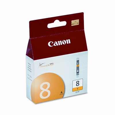 Canon Cli8Y, 0623B002, (Cli-8) Ink Tank