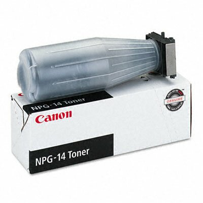 Canon NPG-14 Toner Cartridge, Black